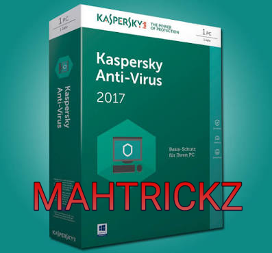 Kaspersky Antivirus Full Version 2017  With Serial Key