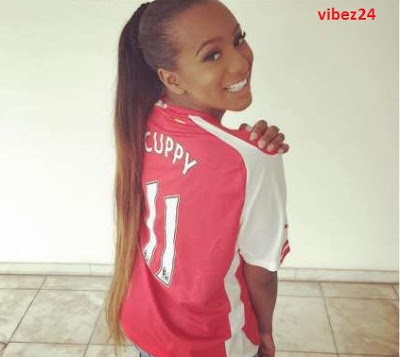 """Gunners For Life""!!! See four Nigerian Artistes that Are Gunners For Life"