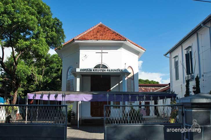 gereja kristen pasundan cirebon