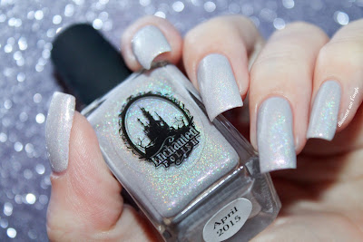 "Swatch of the nail polish ""April 2015"" from Enchanted Polish"
