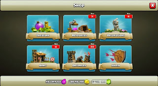 Clash of Clans 7.1.1 Hack Mod