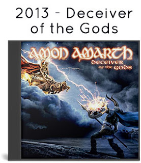 2013 - Deceiver Of The Gods