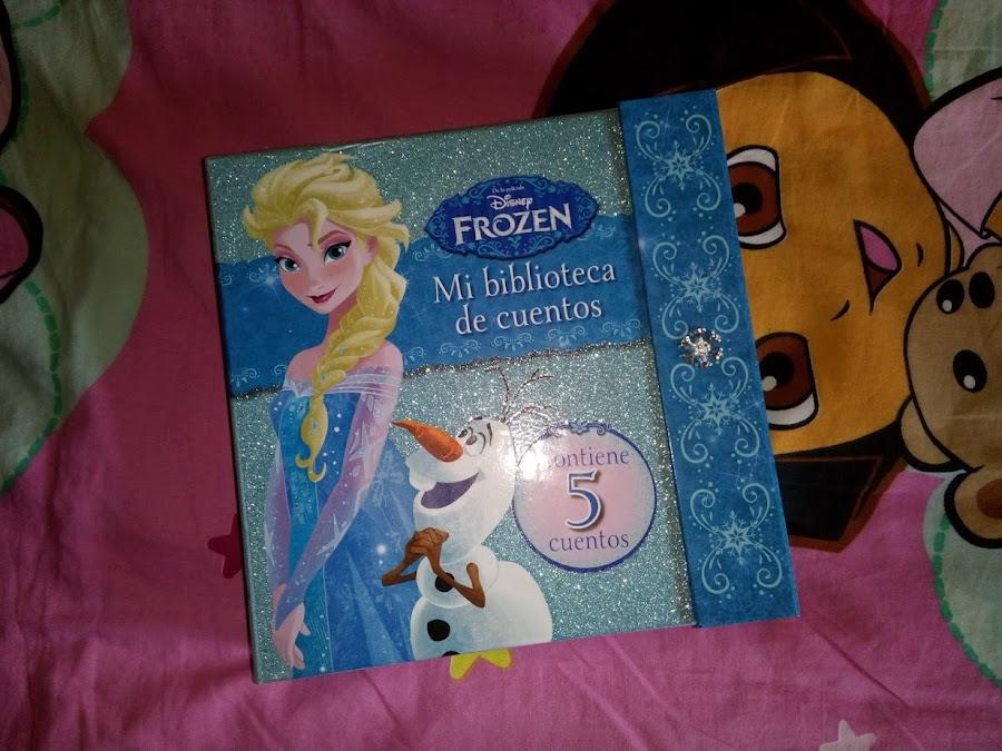 5 cuentos Frozen Disney
