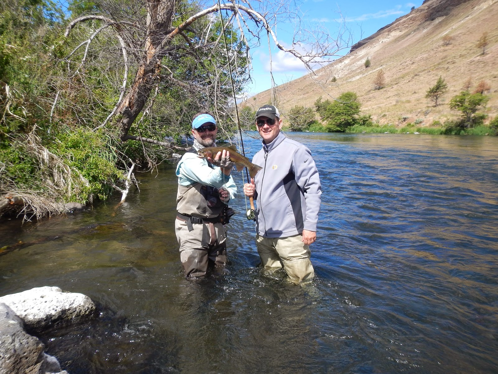 River Borne Outfitters Blog | Fishing Reports: Deschutes and Crooked