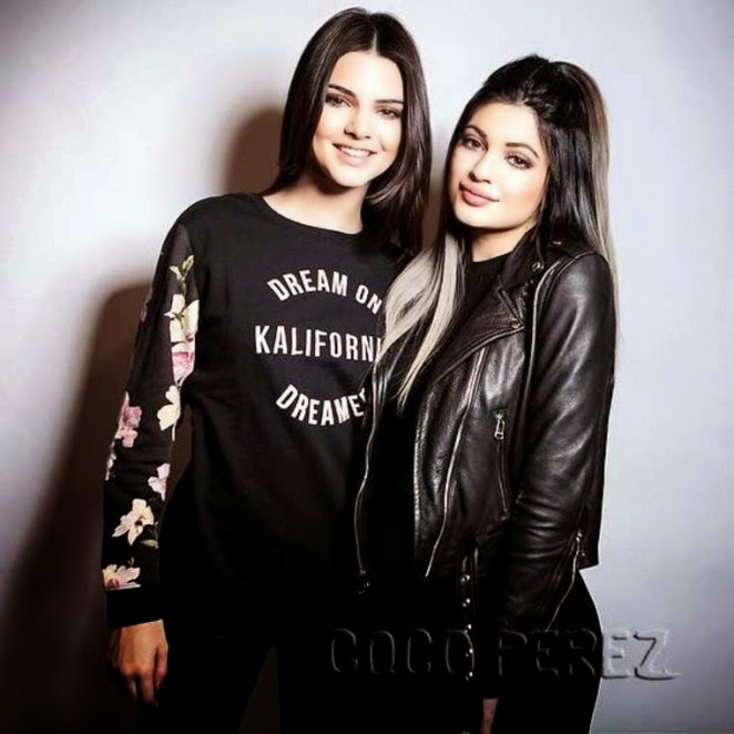 Kendall and Kylie Jenner cover Splash Magazine December 2014