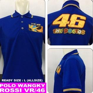 Baju Polo Rossi 2 (Berkerah)