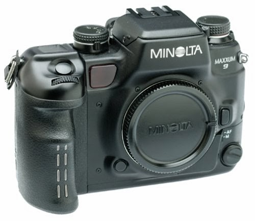 Minolta Maxxum 9 Review
