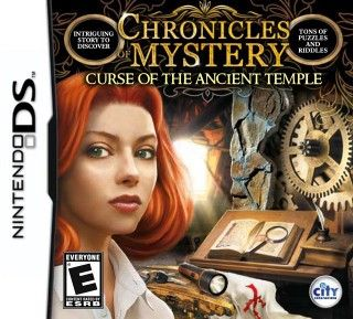 Descargar Chronicles of Mystery: Curse of the Ancient Temple NDS, español, mega, mediafire