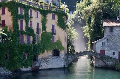 Turismo en Nesso, Italia