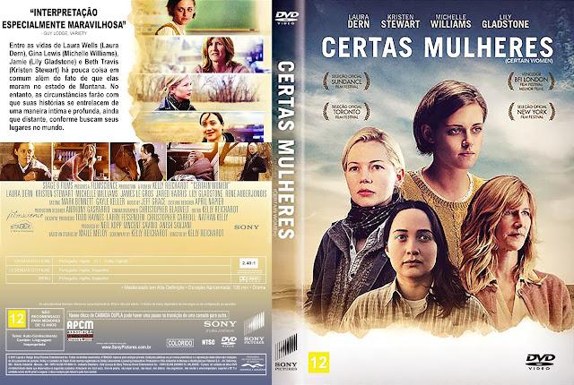 Capa DVD Certas Mulheres [Custom]