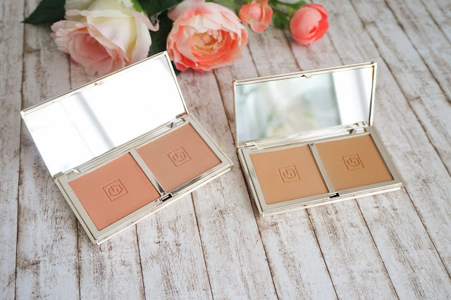Sunswept Bronzer Duo in Light to Medium Blush Bouquet Blush Duo in Adore