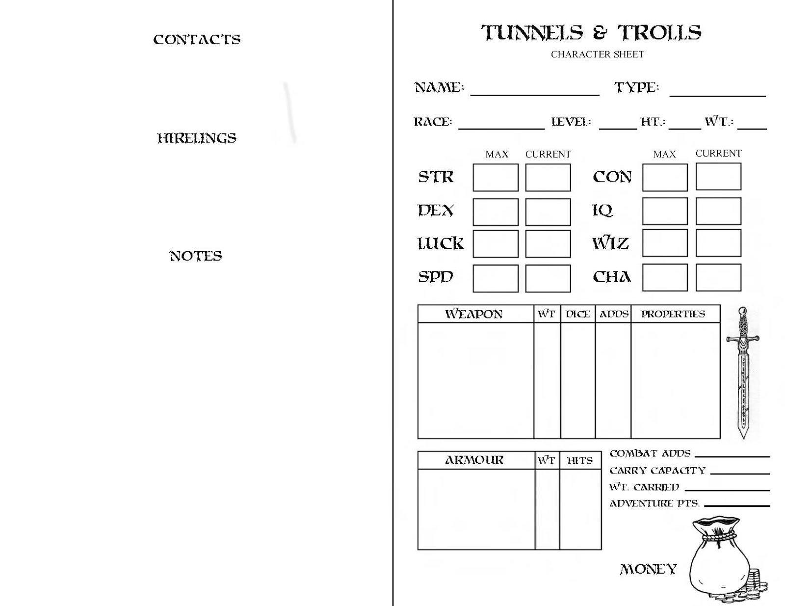 Tunnels And Trolls 5.5 Pdf