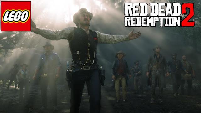 كيف سيكون شكل شخصيات Red Dead Redemption 2 لو صممت على شكل Lego ؟ لنشاهد من هنا ..