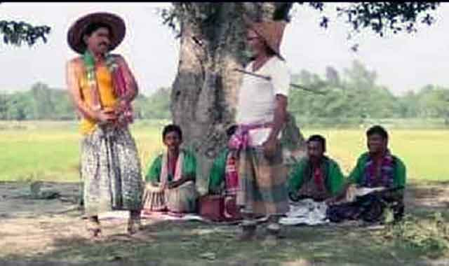 বটতলায় করুন বাঁশির সুর