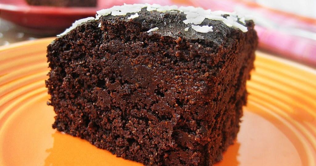 Quinpa Chocolate Cake Recipe