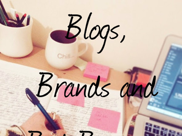 Thursday Thoughts: Blogs, Brands, and Bad Business