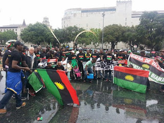 Biafra: elders of south east submit petition to the US, UN on Igbos' plight in Nigeria