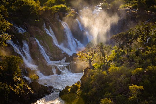 Epupa Falls,namibia