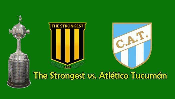 The Strongest vs. Atlético Tucumán - En Vivo - Online - Copa Libertadores