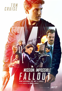 Mission Impossible – Fallout First Look Poster 2