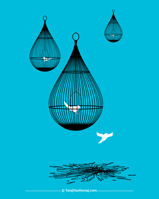 Tang Yau Hoong | Creative, conceptual and communicative art. #artpeople
