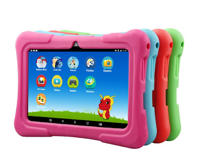 Dragon Touch Y88X Plus Pre Installed With Bonus Disney Games App And Audio Book Kids Android Tablet PC Reviews