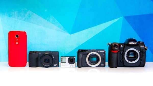 Macam-macam kamera digital