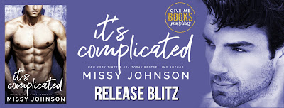 Release Blitz: It's Complicated by Missy Johnson
