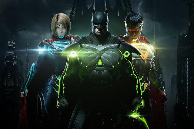 Injustice 2 para móviles ya disponible, ¡échale un vistazo!