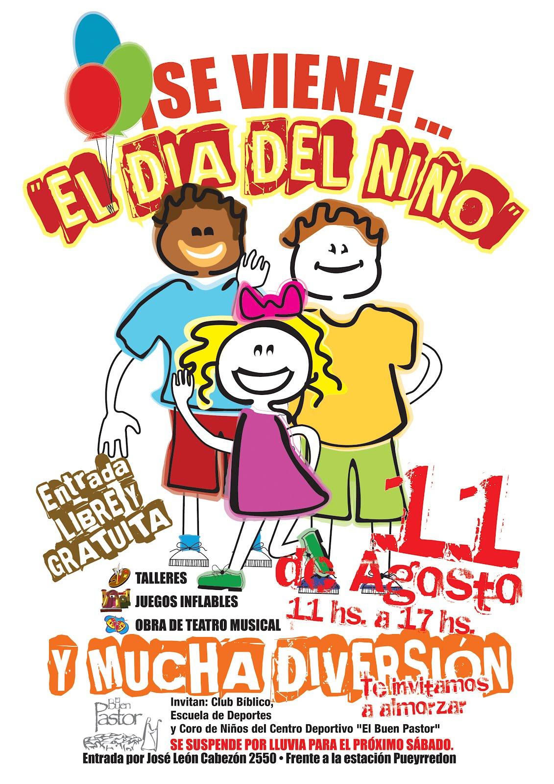 Pz C Puertas Exterior: PZ C: Día Del Niño