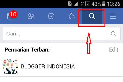 Cara Menghapus Riwayat Pencarian Di Facebook Dengan Mudah