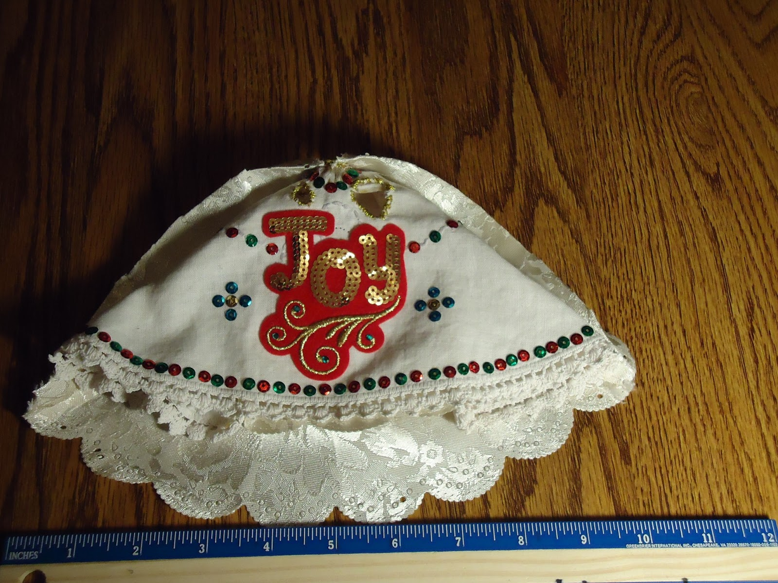 Infant of Prague Vestments