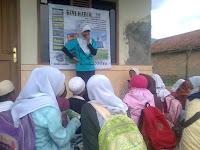 1 Keluarga 1 Perpustakaan Menuju Kampung Literasi