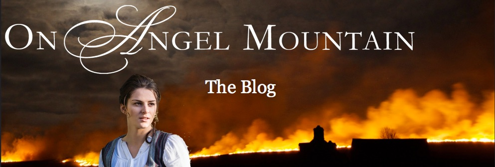 The Angel Mountain  Blog