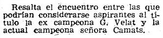 Mundo Deportivo, 31/5/1946
