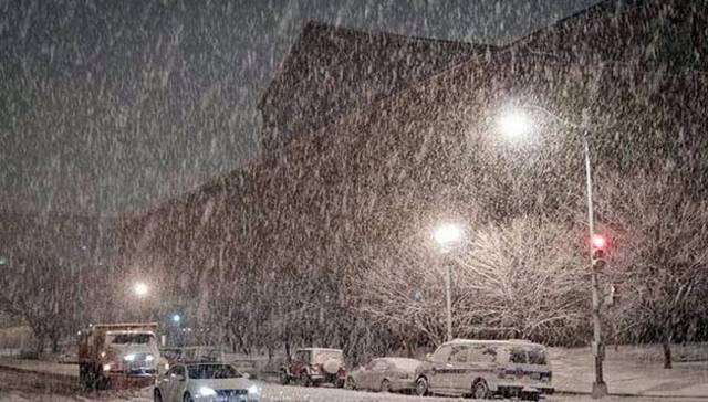 Πτώση της θερμοκρασίας, βροχές και χιόνια - Στο «ψυγείο» ξανά η χώρα