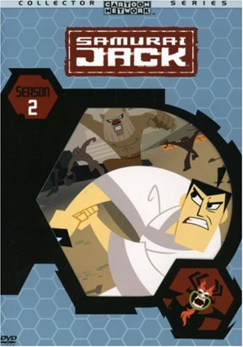 Samurai Jack - Season 2 movie