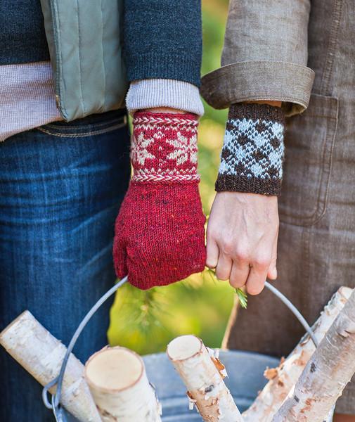 Fair Isle Norwegian Knitting Lets Get Started