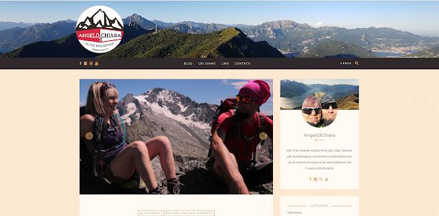 Il Blog di Montagna di Angelo e Chiara