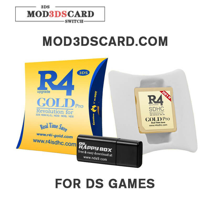 2019 R4i gold pro and R4 3ds dual core, are they working in 2019