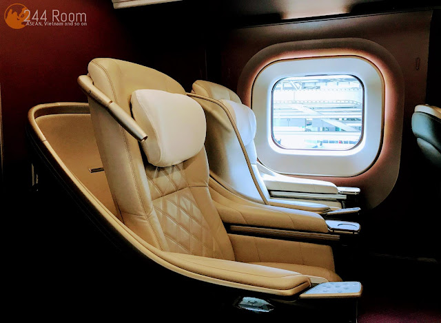 グランクラスE7座席 GranClass-E7-seat2