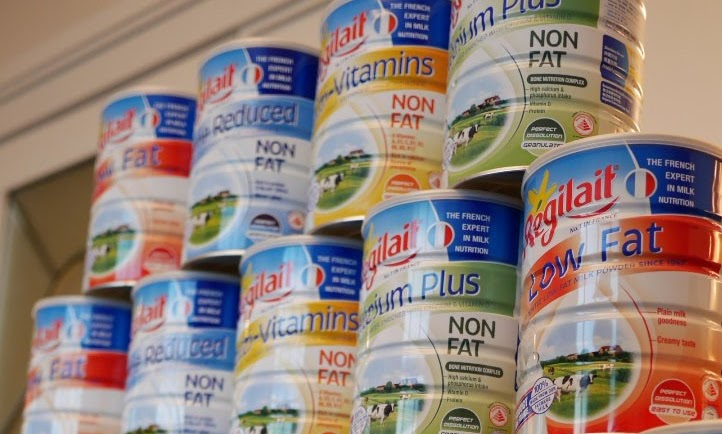 Régilait, French Milk Powder, is launched in Singapore!