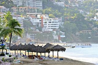 Olas Altas beach Puerto Vallarta