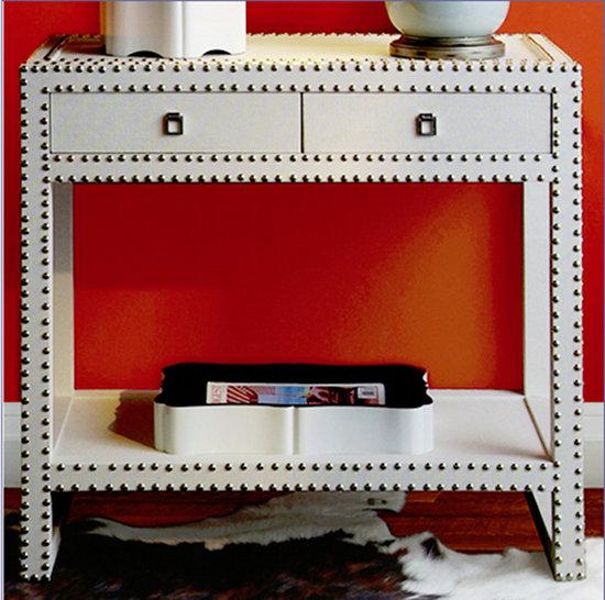 Decoraconmar a decorar con tachuelas - Decorar un mueble ...