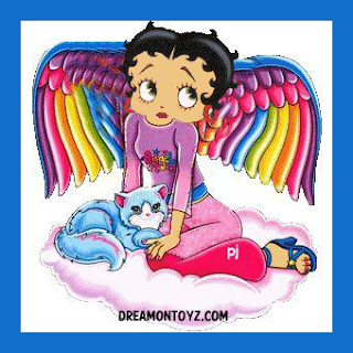 Betty Boop Pictures Archive Bbpa Betty Boop Angel