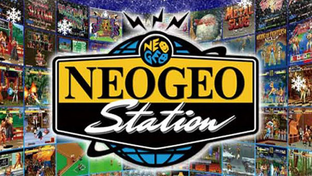 200in1 NeoGeo Station Collection