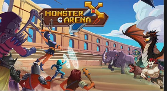 Monster Arena : Fight And Blood Apk  Free on Android Game Download