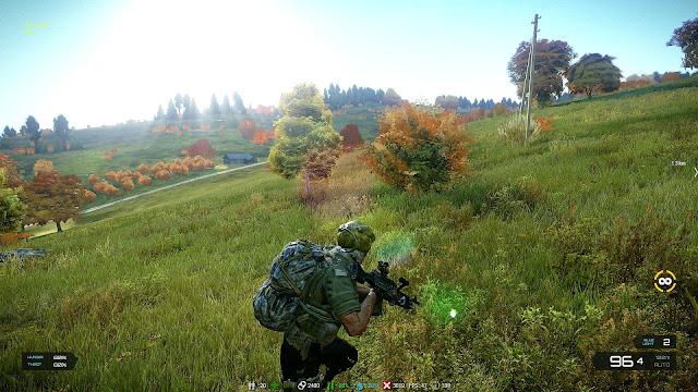"""""""Arma 3"""" Game chiến thuật hành động 2013"""