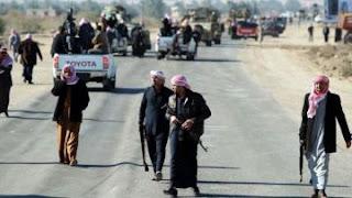 """رئيس اللجنة الامنية بمجلس محافظة الانبار  يكشف عن عودة """"الدواعش"""" الى الانبار عبر الحشد العشائري !"""