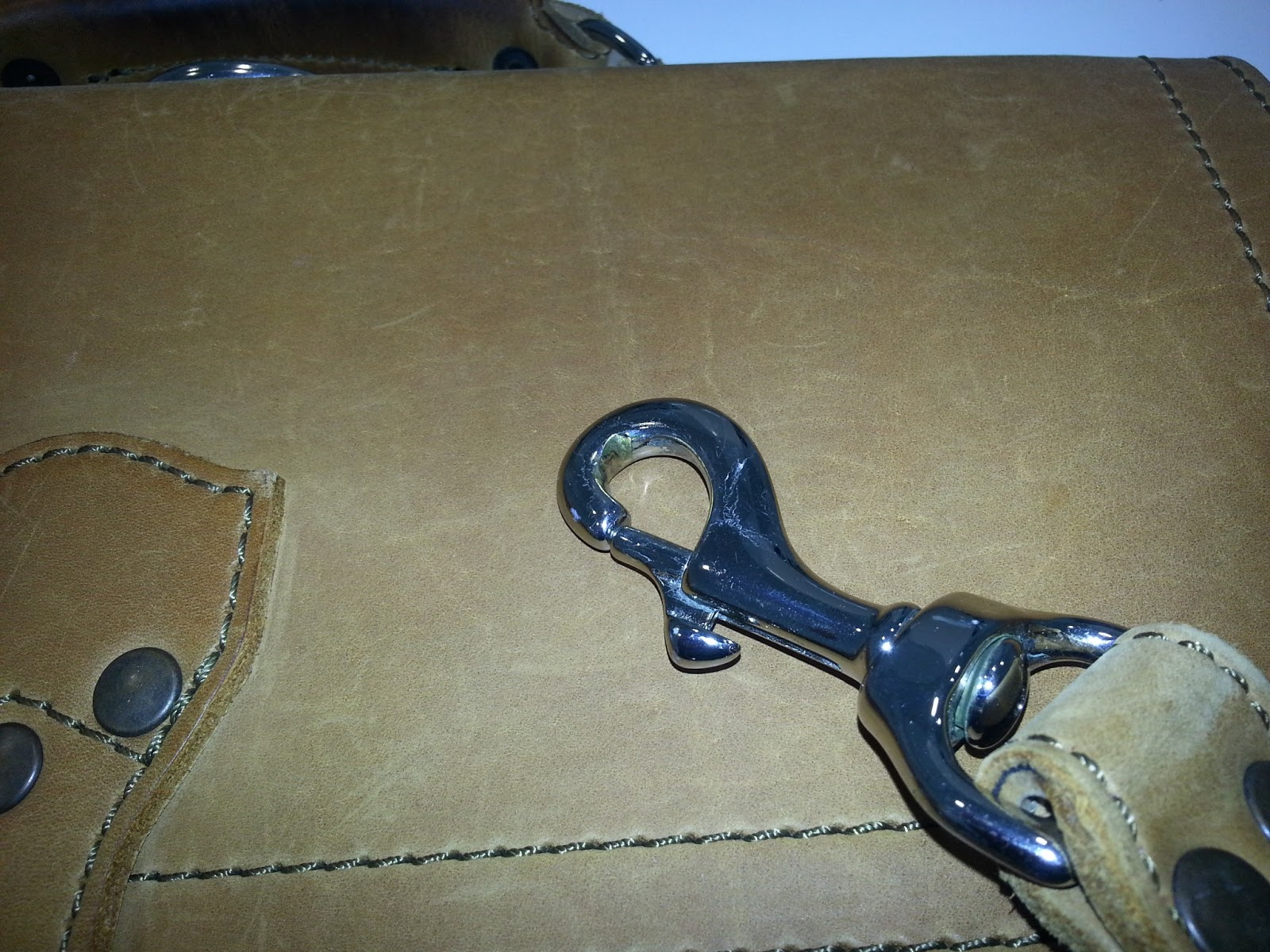 Saddleback Leather Thin Briefcase Review